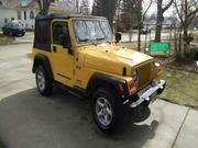 2003 JEEP wrangler Jeep Wrangler X Sport Utility 2-Door
