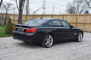 2011 BMW 7-Series Black